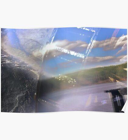 Wheel of Sky Poster