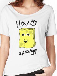 Happy Sponge Women's Relaxed Fit T-Shirt