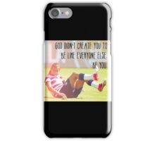 Tobin Heath God Design iPhone Case/Skin