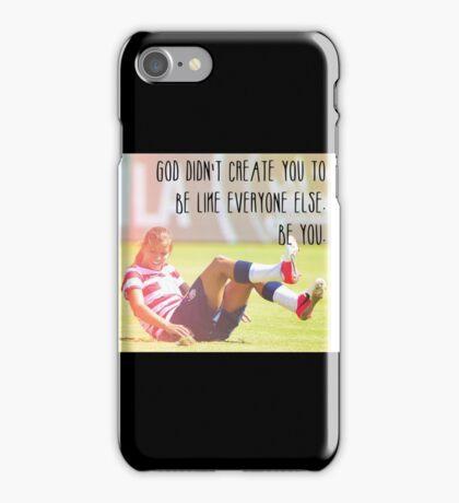 Tobin Heath God Design iPhone Case/Skin