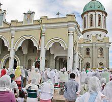 Ethiopian Orthodox Good Friday mass by derejeb