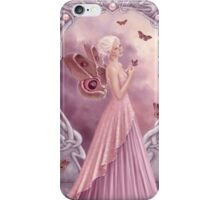Pearl Birthstone Fairy iPhone Case/Skin