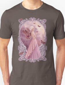 Pearl Birthstone Fairy Unisex T-Shirt
