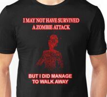Survivor? Unisex T-Shirt
