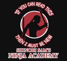 Ninja Academy by posthuman2501
