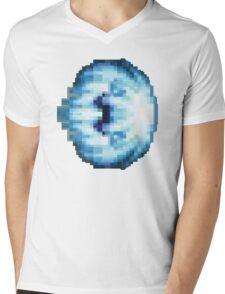 Classic Hadouken Mens V-Neck T-Shirt