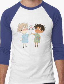 JeanMarco Babies Men's Baseball ¾ T-Shirt