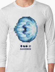 Classic Hadouken Long Sleeve T-Shirt