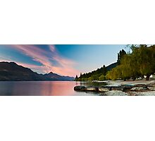 Lake Wakatipu Sunrise II Photographic Print