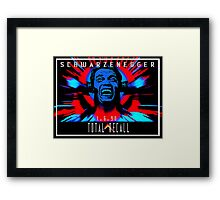 Total Recall Framed Print