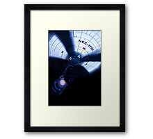 Star Trek : USS ENTERPRISE Framed Print