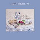 Vintage Tea Birthday by Patsy Smiles