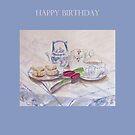 Vintage Tea Birthday by Patsy L Smiles
