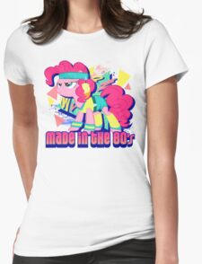 Made In The 80's Womens Fitted T-Shirt