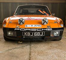 Porsche 914-6 (II) by Chris Tarling
