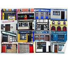 The Pubs of Miltown Malbay Poster