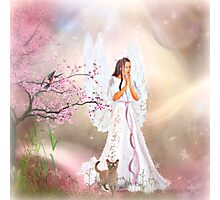 I Heard the Voice of an Angel Photographic Print