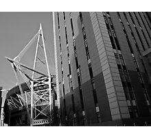 Millennium Stadium, Cardiff  Photographic Print