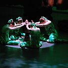 Drama in dancing by Deidre Cripwell