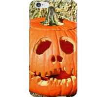 Halloween at Royal Gorge 1  iPhone Case/Skin