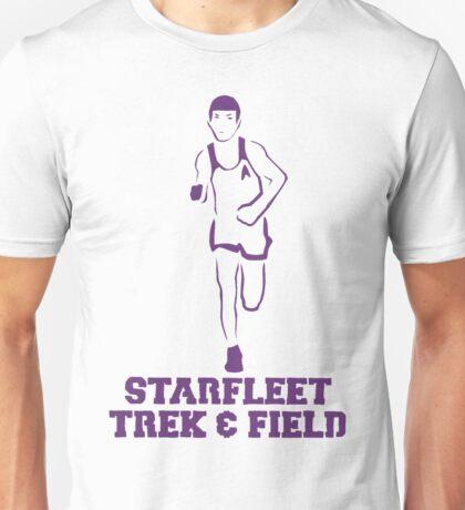 Starfleet Trek and Field Unisex T-Shirt