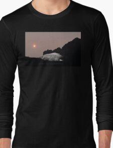 Gem Glacier. Long Sleeve T-Shirt