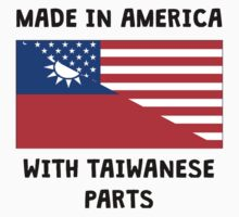 Made In American With Taiwanese Parts Kids Clothes
