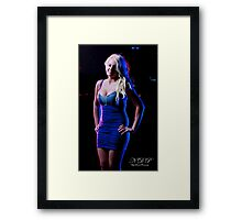 City Girl 8 Framed Print