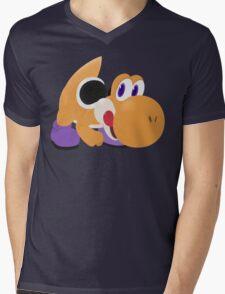 Halloween Yoshi Mens V-Neck T-Shirt