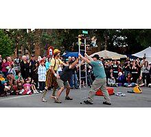 street festival, saskatoon, sk Photographic Print