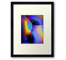 Viral Infection Framed Print