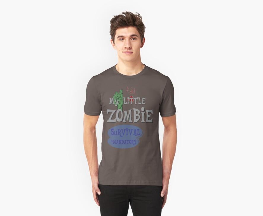 My Little Zombie:Survival is Mandatory by SpeechBubble