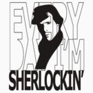 Sherlockin' by scribblechap