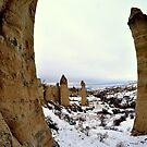 Love Valley, Cappadocia, Turkey by Hugh Chaffey-Millar