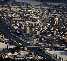 Innsbruck, Austria by Hugh Chaffey-Millar