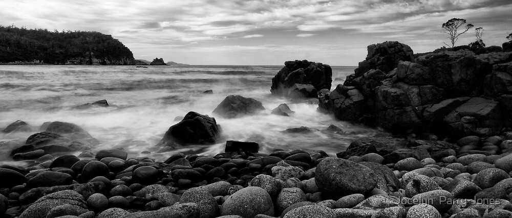 A beach at Bangor by Jocelyn  Parry-Jones