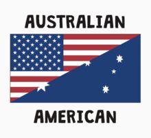 Australian American Kids Tee