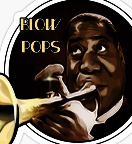 Blow Pops Sticker