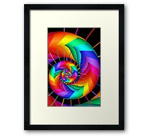 Bright Side of the Sun Framed Print