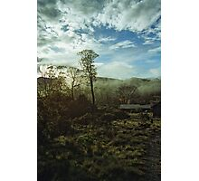 Misty Morning Cradle Mountain Photographic Print