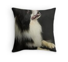His Masters Voice No.2 Throw Pillow