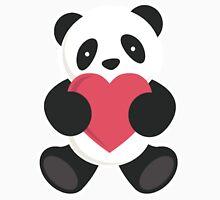 cute loving panda  Unisex T-Shirt
