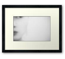 portrait/097 Framed Print