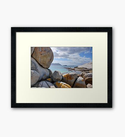 Cape Point, South Africa Framed Print