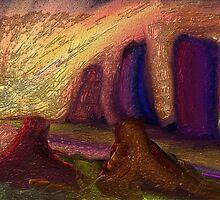 Ancient Prayer by Robert Bergner