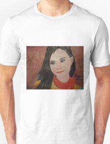 Asian Girl Unisex T-Shirt