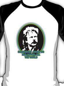 Rowsdower Saves Us... white version T-Shirt