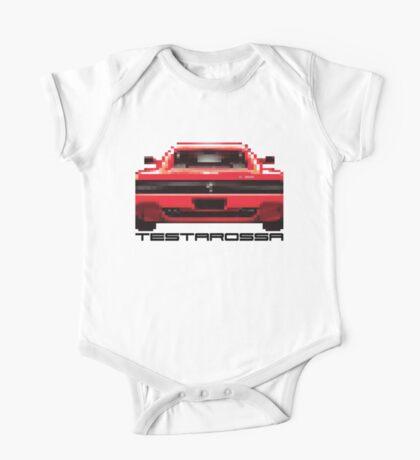 Ferrari - Testarossa One Piece - Short Sleeve