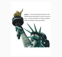 Liberty by SuddenJim