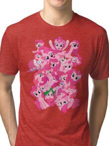 Pinkie's pies Tri-blend T-Shirt